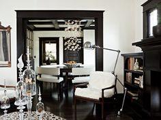 interior black trim