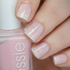 Simple Nail Designs for Short Nails To Do at Home ★ See more: https://naildesignsjournal.com/simple-nail-designs-for-short-nails/ #nails