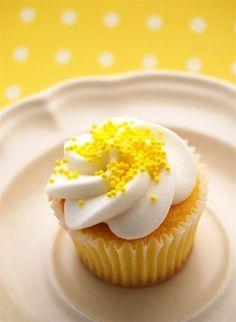 Yellow NonPareils Sprinkles for Cupcakes or by CupcakeSocial, $3.25