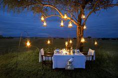SINGITA SABORA Serengeti, Tanzania: With lavish doses of romance and exploration, settled amongst the beauty of the Serengeti plains, this layered 1920's explorer's camp is reminiscent of a bygone era. #Singita #Sabora #Africa