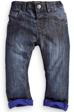 Lined Jeans (3mths-6yrs) from Next