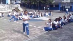 """CLASES DE EDUCACIÓN FÍSICA """"JUEGOS DE EQUIPO CON VARIANTES MANIPULATIVAS """""""