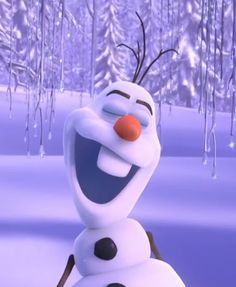 """Oh I don't know why but I've always loved the idea of summer, and sun, and all things hot."" - Olaf"