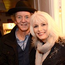 Emmylou Harris and Rodney Crowell team up for new album