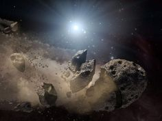 """""""Why are some asteroids mineral rich and some just big rocks?"""" """"Is the asteroid belt actually the debris from a failed planet?"""" """"What's the difference between comets, asteroids, meteoroids, meteors, meteorites, planets, dwarf planets and more?"""" """"Are there interstellar asteroids?"""" """"Do we have the ability to track meteors the size of the one that exploded recently over Russia?"""" In this week's podcast, Neil deGrasse Tyson and comic co-host Chuck Nice answer fan questions about asteroids."""