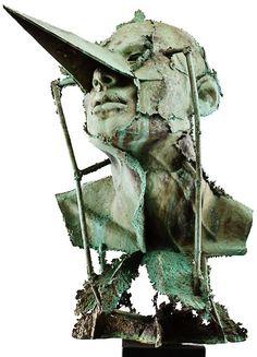 https://flic.kr/p/qdiddY | Paris Art Web - Sculpture - Jorge Marin | Sculpture…