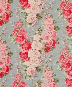 Vintage Floral Background ~ http://papirolascoloridas.blogspot.com.ar/2012_11_01_archive.html