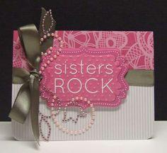 Homemade cards rock!