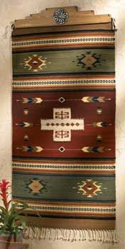 crosses and floating elements rug, crow's nest trading