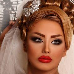 bride make up 2017