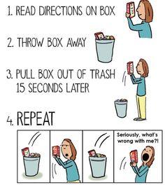 Every damn time.  funny tumblr [via lolsnaps]