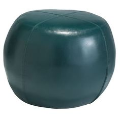 I have to get one of these Isaac Ottomans and the teal is awesome