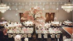 Cherry Blossom Theme - Art of the Party -  https://www.facebook.com/artofthepartyeventdesignanddecor/photos/pb.217552951616773.-2207520000.1443122559./849665121738883/?type=3&theater
