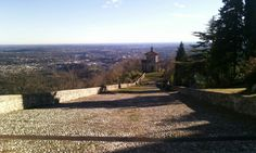 Sacro Monte in Varese, Lombardia