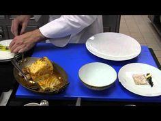 Yannick Alléno cooks for wbpstars.com in Paris - YouTube