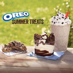 Burger King's Oreo Summer Treats