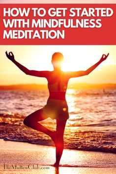 Think mindfulness meditation is hard? Think again. All it takes is 10 mindful minutes. Here's how to get started. Breathe and enjoy! Life Plan, Mindfulness Meditation, Menopause, Healthy Habits, Breathe, Health And Wellness, Life Is Good, Take That, Teen