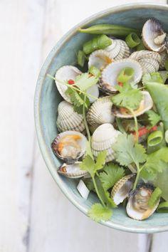 In haar nieuwste boek, Puur Eten 2, zoekt Pascale Naessens de waterkant op. Wij trokken met haar naar de ongerepte kust van Zeeland, waar ze 3 gerechten uit haar boek met een Feeling-sausje overgoot.