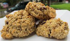 Wheat free oatmeal cookies