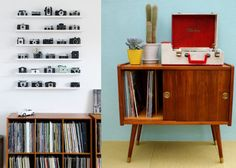 Platenspeler Als Decoratie : 9 beste afbeeldingen van platenspelers & meubels decoracion de
