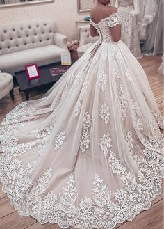 Related posts: Off the Shoulder Ball Gown Wedding Dress, Fashion Custom Made Bridal Dresses, Fashion Lace/Tulle Wedding Dress Ball Gown ,Bridal Dresses Ball Gown Wedding [. Lace Wedding Dress, Top Wedding Dresses, Wedding Dress Trends, Princess Wedding Dresses, Bridal Dresses, Wedding Gowns, Tulle Wedding, Wedding Venues, Mermaid Wedding