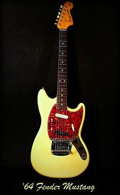 '64 Fender Mustang
