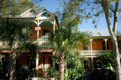 Bed and Breakfast at the Mandeville Lakefront