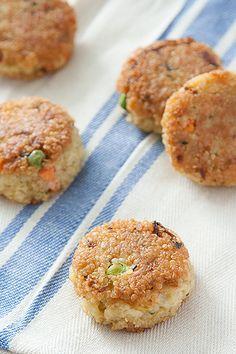 Ricetta per preparare delle polpette vegetariane di quinoa e verdure: croccanti, gustose e salutari!