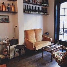 Luisa Maria à Paris, Île-de-France Trop bon Petite salle à reserver en haut!