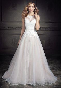 Kenneth Winston: Ella Rosa Collection BE345 Wedding Dress photo