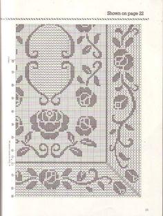 Nihon Vogue Fancy Crochet Lace - רחל ברעם - Picasa Web Albümleri