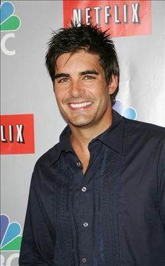 Galen Gering  -  NBC soaps Passions & Days of Our Lives http://pinterest.com/nfordzho/boards/