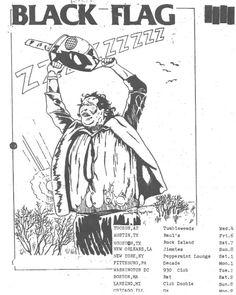 Black Flag, 1981