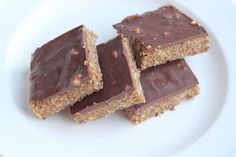 No-Bake Energy Bars | Maria's Nutritious and Delicious Journal