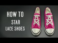 星、フラワー、パラレル♡ 足元からおしゃれになる靴ひもの結び方9選 - LOCARI(ロカリ)