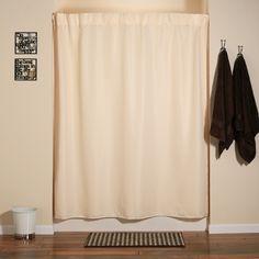 Infinity Shower Curtain Set