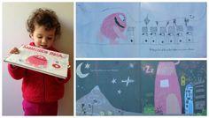 ibro infantil monstruo rosa, cuento diversidad, tolerancia, respeto diferencias