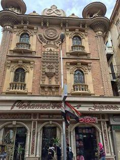 Alexandria - Egyptian articture EGYPT