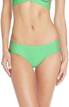 ab79425b00 BCA Cutout Sides Bikini Bottoms available at #Nordstrom Bikini Bottoms,  Nordstrom Rack, Swimsuits