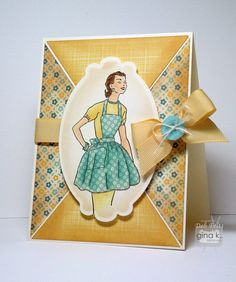 More Cyber-Stampin' by debdeb - Cards and Paper Crafts at Splitcoaststampers
