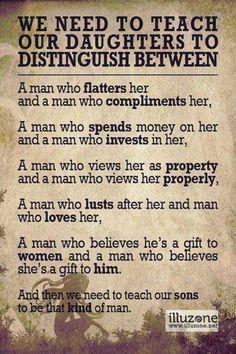 never truer words were spoken!
