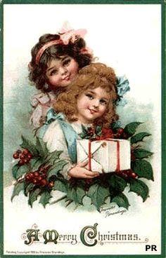 Victorian Christmas 2 - Site Jimdo van queenofheart!