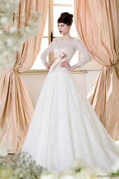 ZsaZsa Bellagio: Blushing Bride