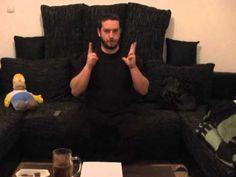Posunkový jazyk - YouTube Youtube, Fictional Characters, Fantasy Characters, Youtube Movies
