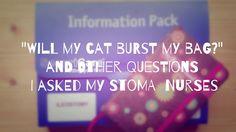 Genuine questions I asked my stoma nurses before I had ileostomy surgery #ileostomy #stoma #ostomates