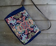 Check out this item in my Etsy shop https://www.etsy.com/listing/287580781/fabric-handbagmediumnavy-twill