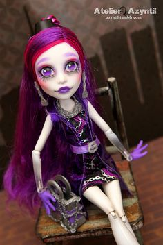 Monster High: Ghouls' Night Out Spectra