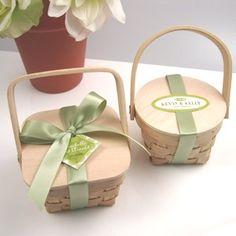 picnic basket favor | Mini Picnic Basket Favor Box review | buy, shop with friends, sale ...