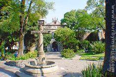 Iglesia de San Jacinto. www.tourbymexico.com