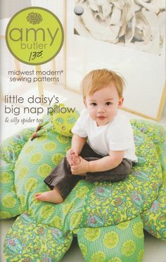 Big Nap Pillow Pattern by LavenderQuiltShop on Etsy